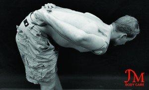 Bent-over Infraspinatus stretch copy