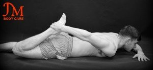 Lying (prone Quadriceps Stretch) copy