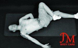 Side lying Infraspinatus stretch copy