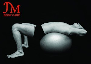 Abdominal Crunch on Swiss Ball (1) copy