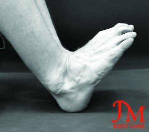 Cramp toes