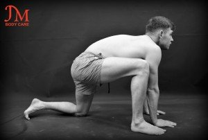 Kneeling adductor Magnus stretch copy