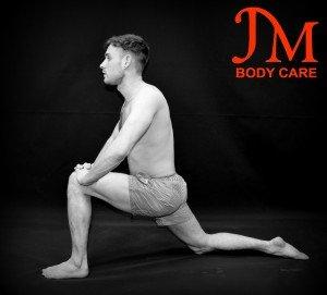 Kneeling hip flexor stretch copy