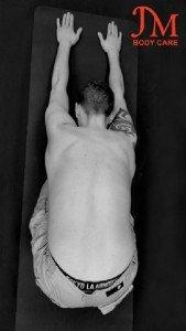 Lattisimus dorsi Stretch 1