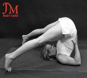 Lower Back Stretch III