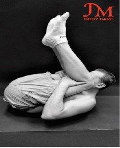 Lying Lower Back Stretch 2
