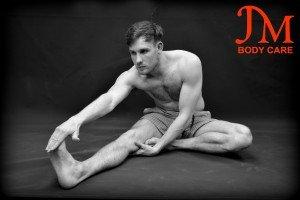 Seated single leg hamstring stretch (2) copy