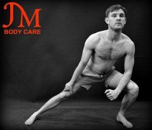 Side lunge stretch
