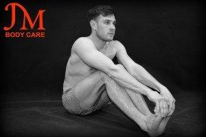 Sitting Bent Knee Toe-pull Hamstring Stretch