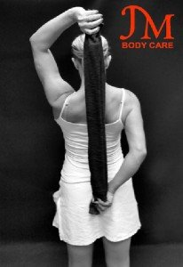 Triceps Stretch with Towel
